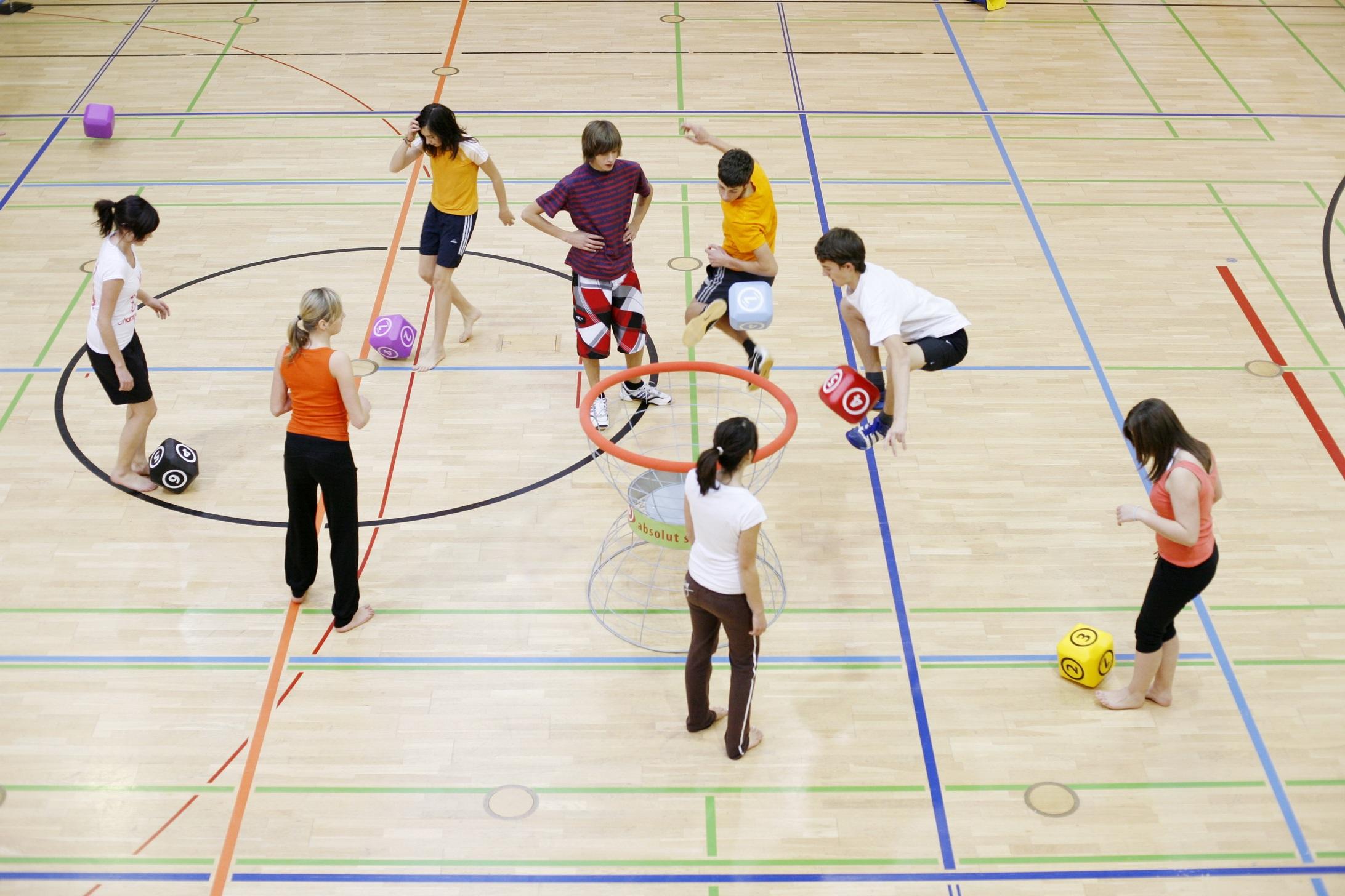 Schulsport Aachen